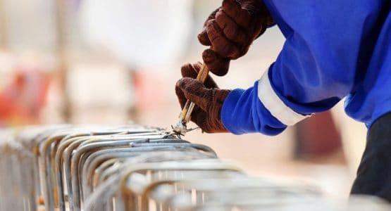 Binding Wire TMT Bars