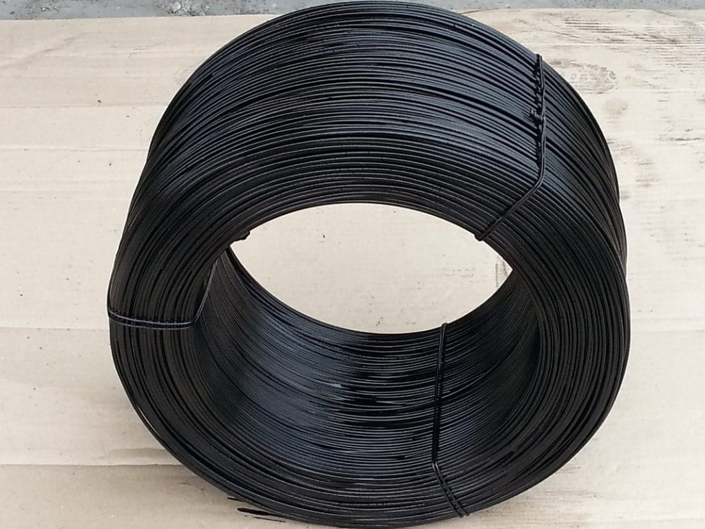 Annealed Wire Electro galvanizing