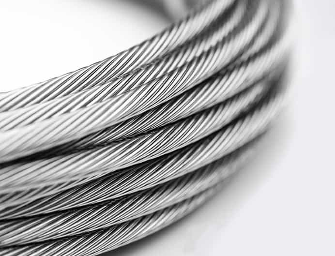 Rope Steel Wire used in heavy industries