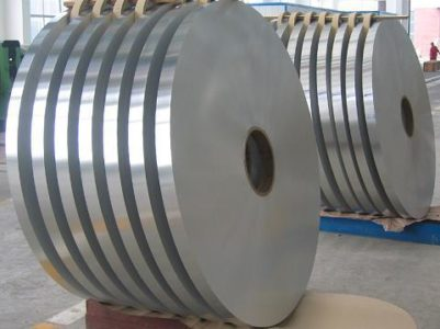 Galvanised Steel Tape Mechanical Protection