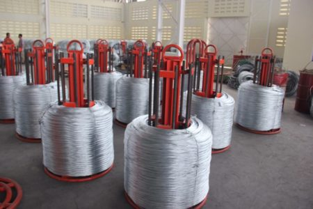 Jumbo Coil Weight of 1 MT