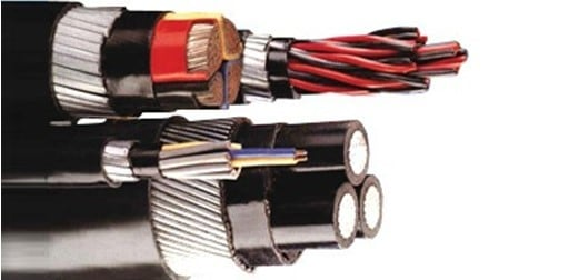 Round and Flat Cable Armour Wire