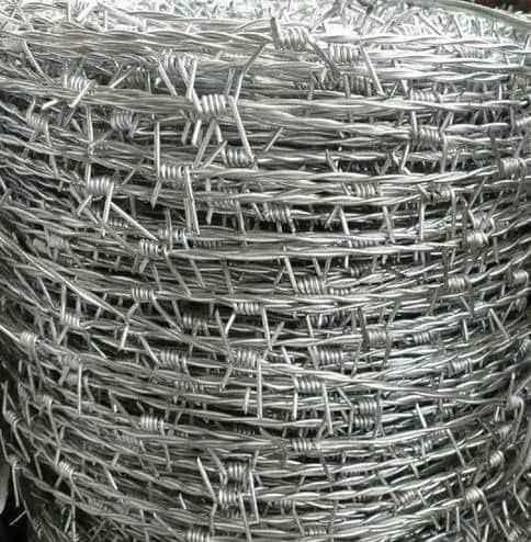 barbed wire advantages
